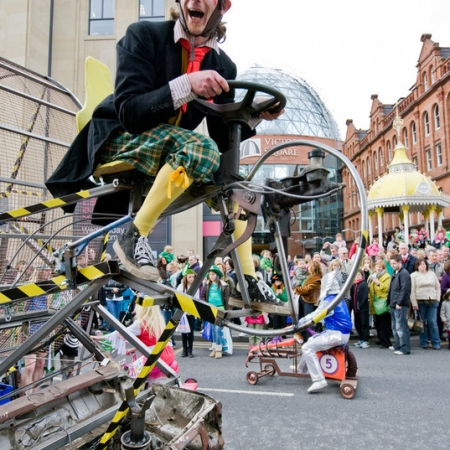 St Patrick's Parade Cornmarket