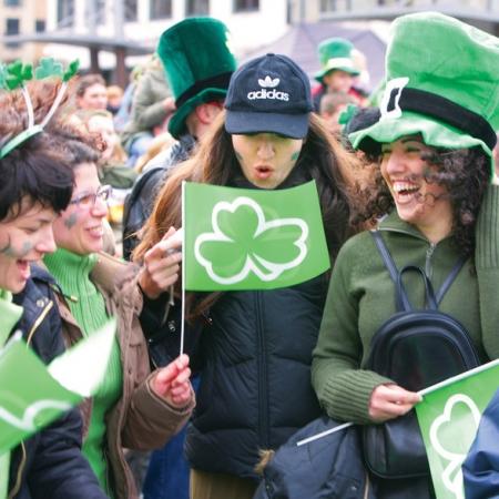 Saint Patrick's Day Belfast