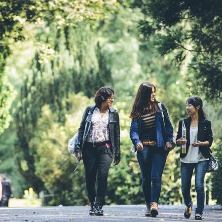 Walking Botanic Gardens