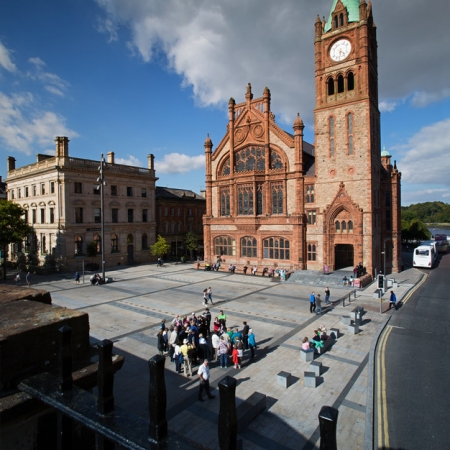 Guildhall Derry