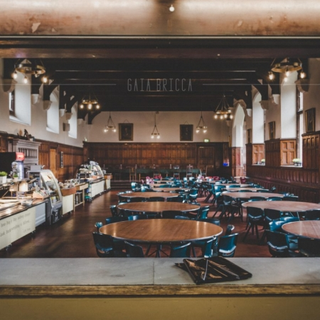 Campbell College Dining Hall