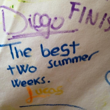 Best summer weeks