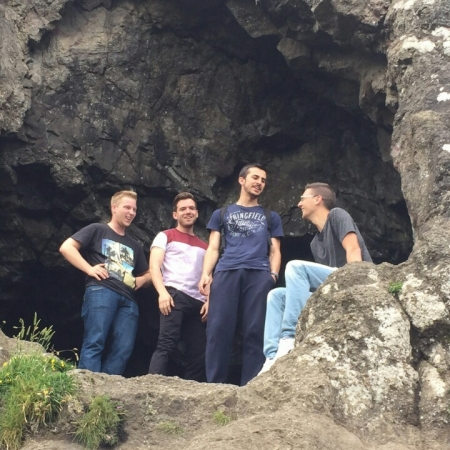 First Cave at Cavehill