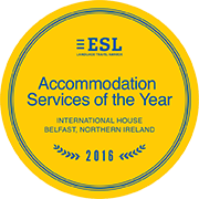 ESL Accommodation Service of year 2016