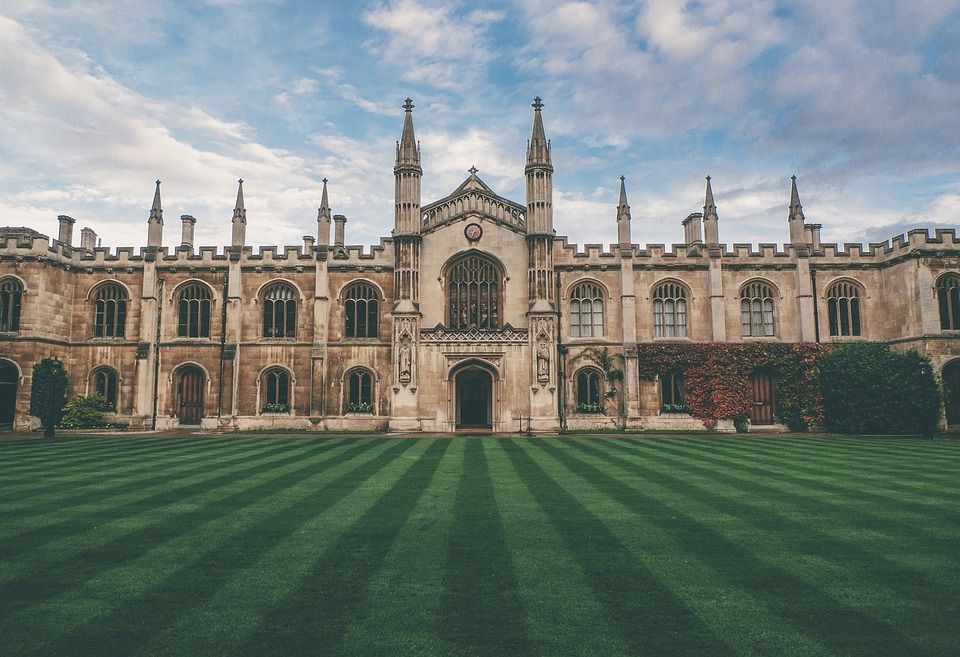 Photo of Cambridge University provider of the CELTA