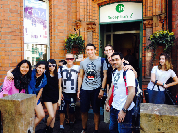 International House - Study English in Belfast