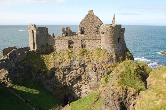 Dunluce Castle near Portrush
