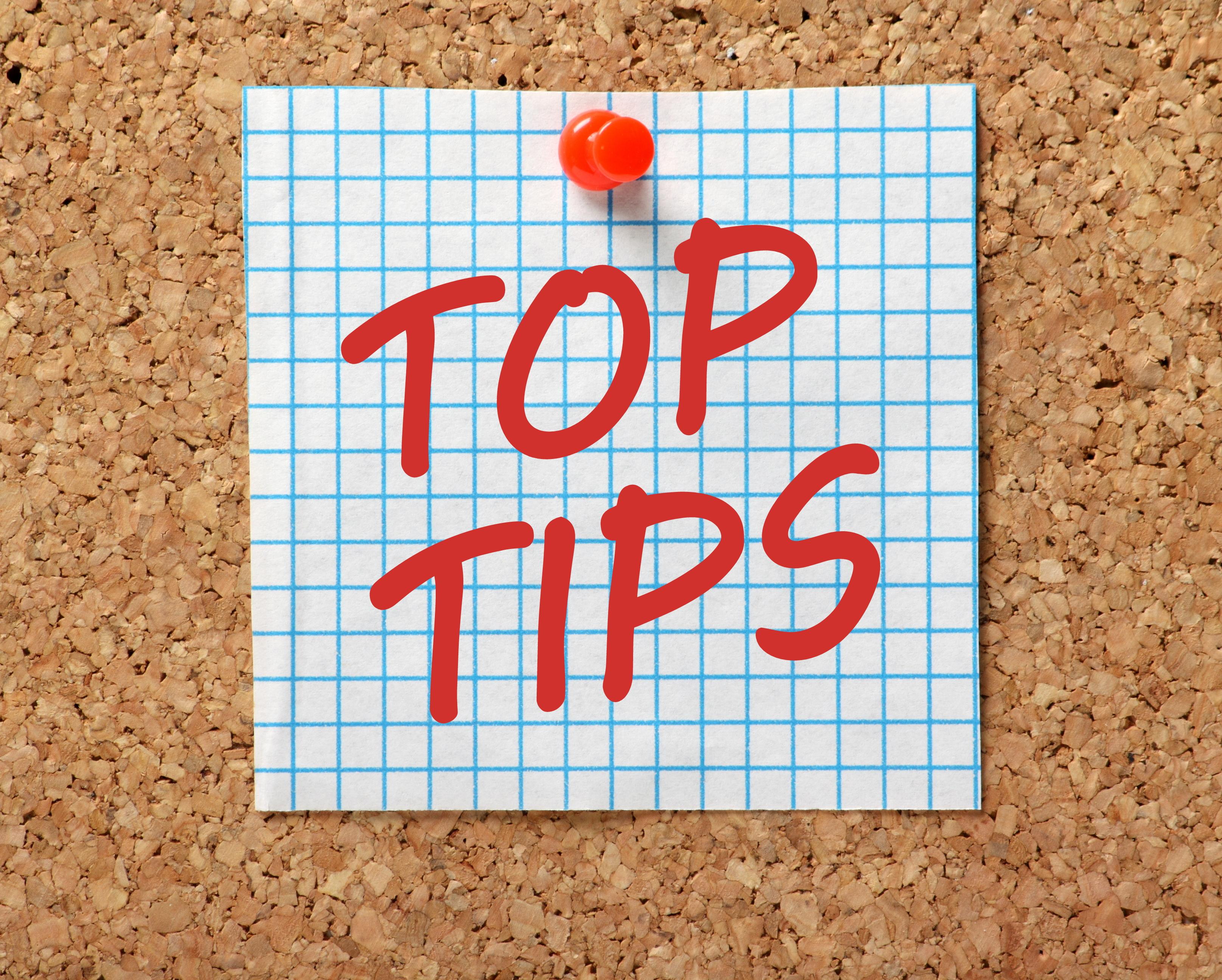 Best Tips